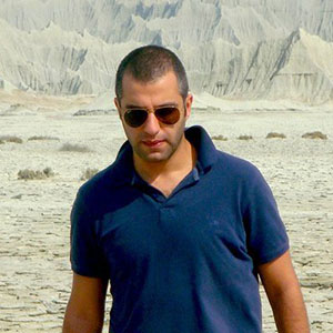 Milad Sadrameli  Film director