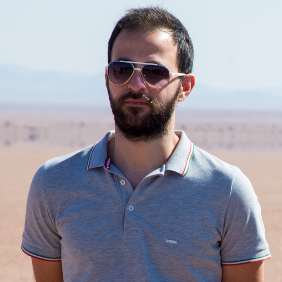 Norvik Mousakhanian  Safari Expert & Adventurer