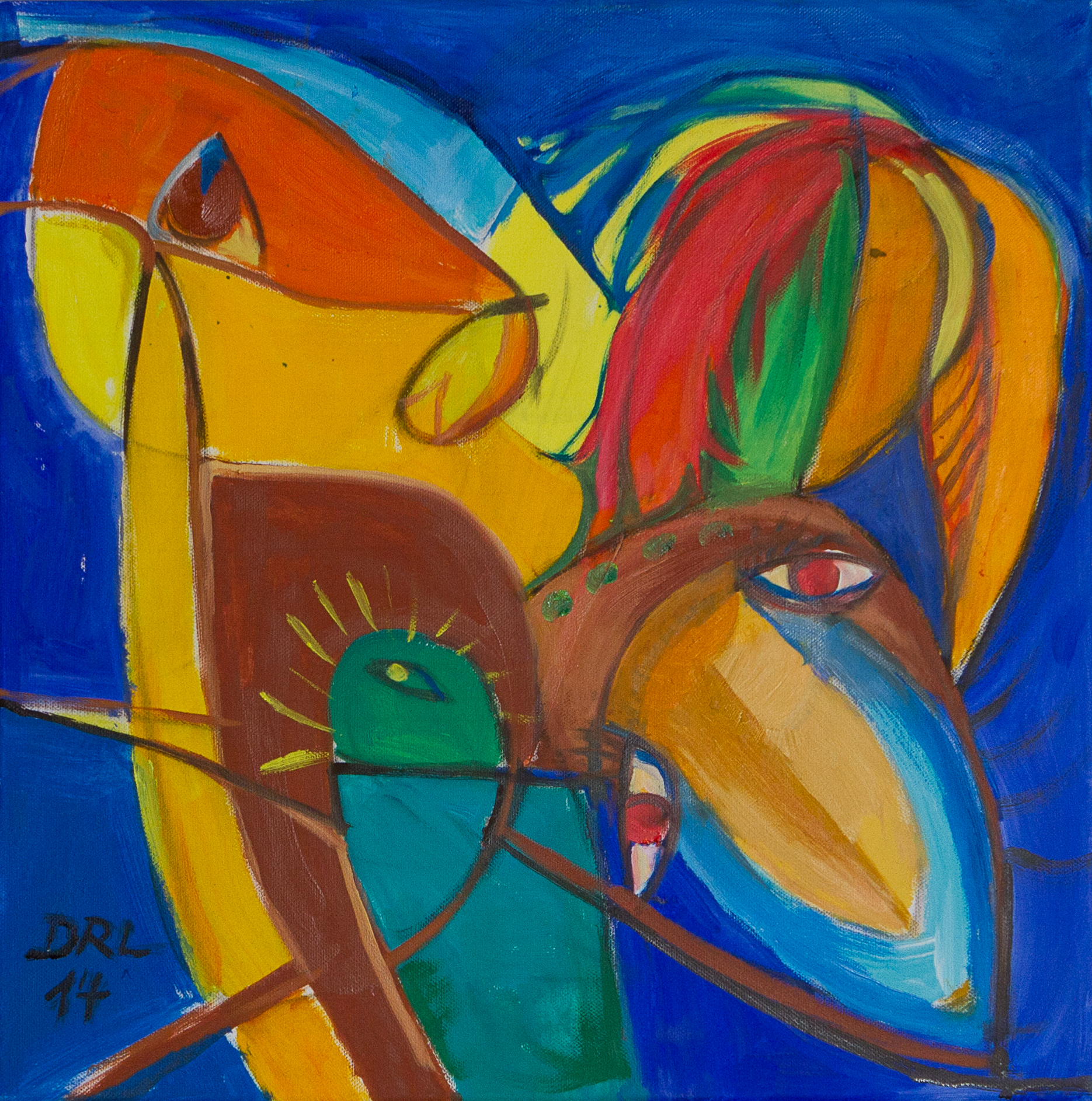 Schräge Vögel II