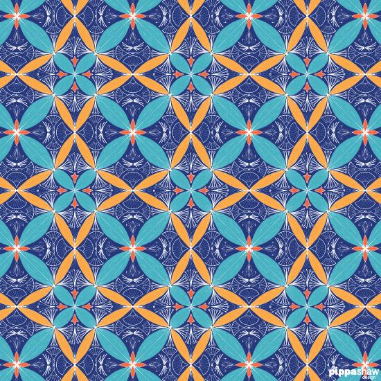 Moroccan Azulejo