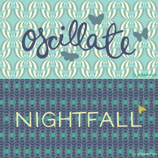 Oscillate and Nightfall collections