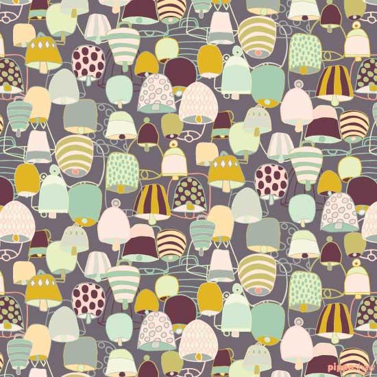 Cow Bells pattern (original version)