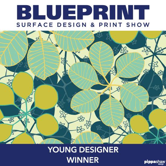 Pippa Shaw - Blueprint Young Designer winner