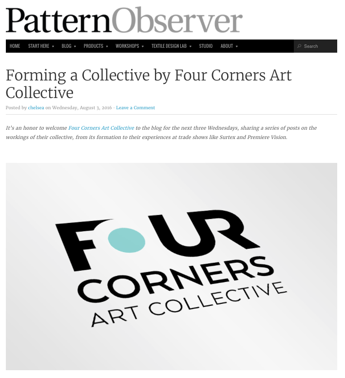 an excerpt from the Pattern Observer blog