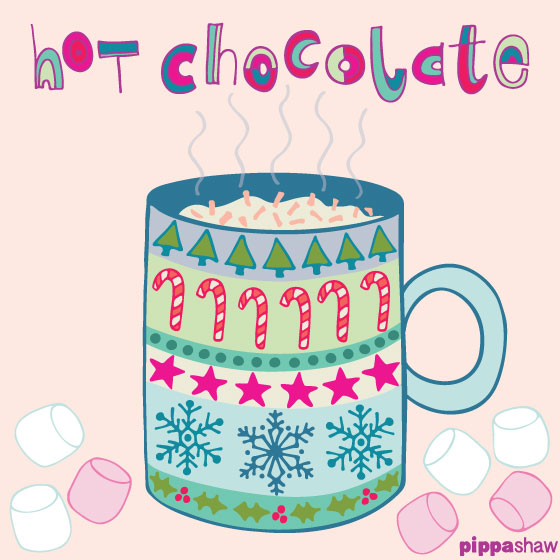 "Hot Chocolate for ""Winter Warmers"""