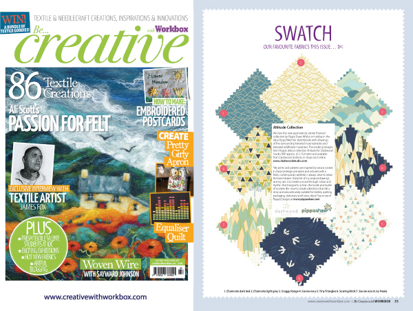 Issue 160 of Be Creative with Workbox magazine