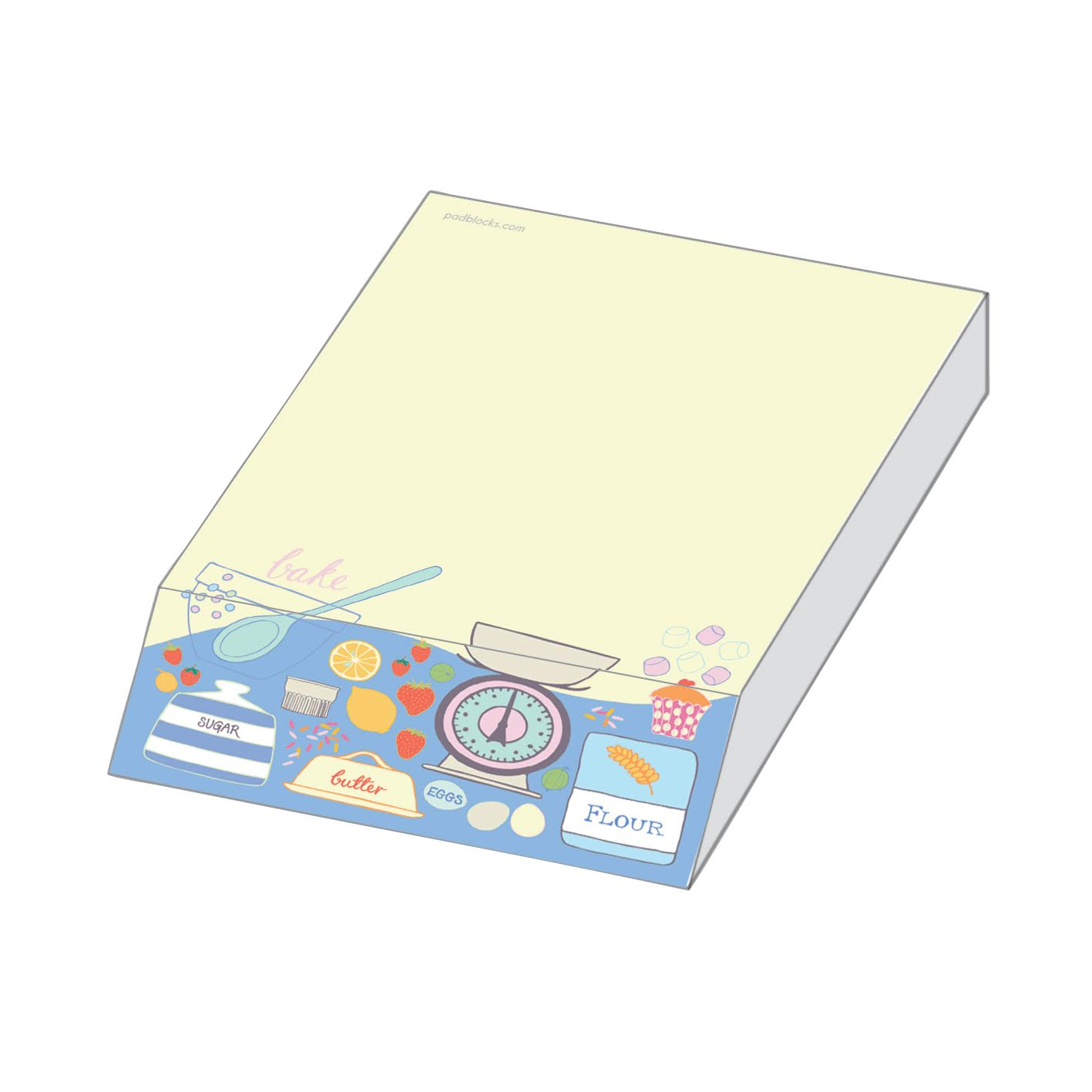 Pippa Shaw Padblocks Blue Baking slant pad.jpg