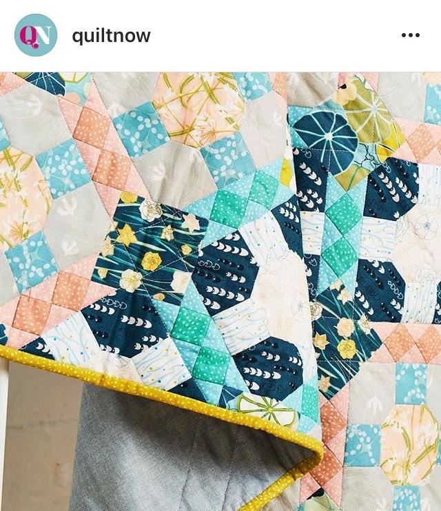 © Quilt Now magazine