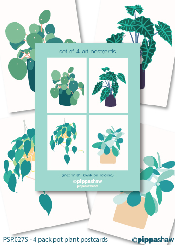 Pippa-Shaw---4-pack-pot-plant-postcards.jpg