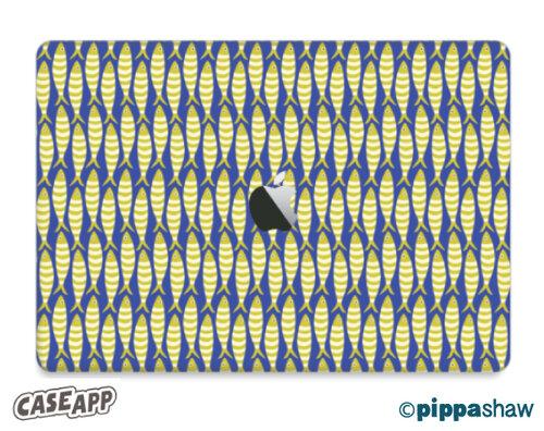 laptop skin by Pippa Shaw