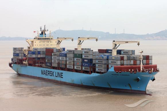 Maersk Cubango