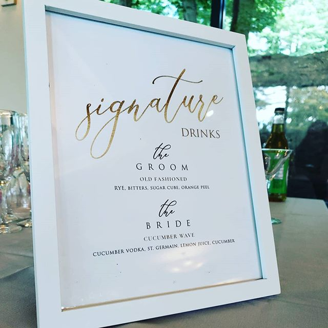 I wish #weddingwednesday had its own signature drink.  #nyweddings #nyweddingplanner #hudsonvalleyweddings #westchesterweddings #summerweddings #ido #shesaidyes #weddingcoordinator #weddingseason #weddingdecor #weddingdetails #cocktails #its5oclocksomewhere #signaturedrinks #happyhour #cocktailhour