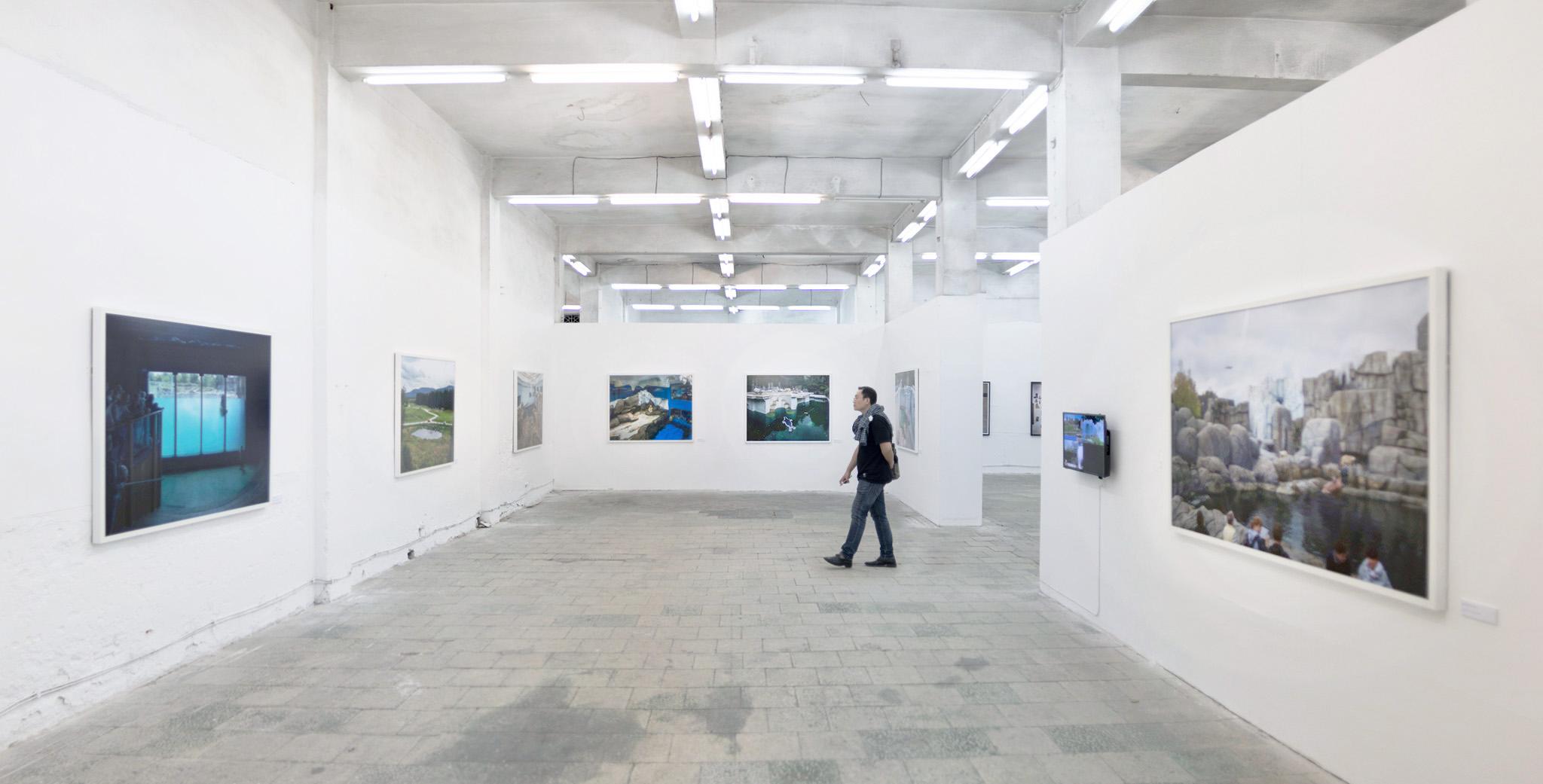 Installation, Lianzhou Foto Festival, China, 2016