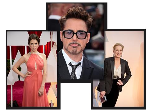 Celebrity Bio Images