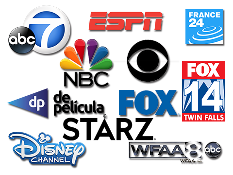 TV Station Logos