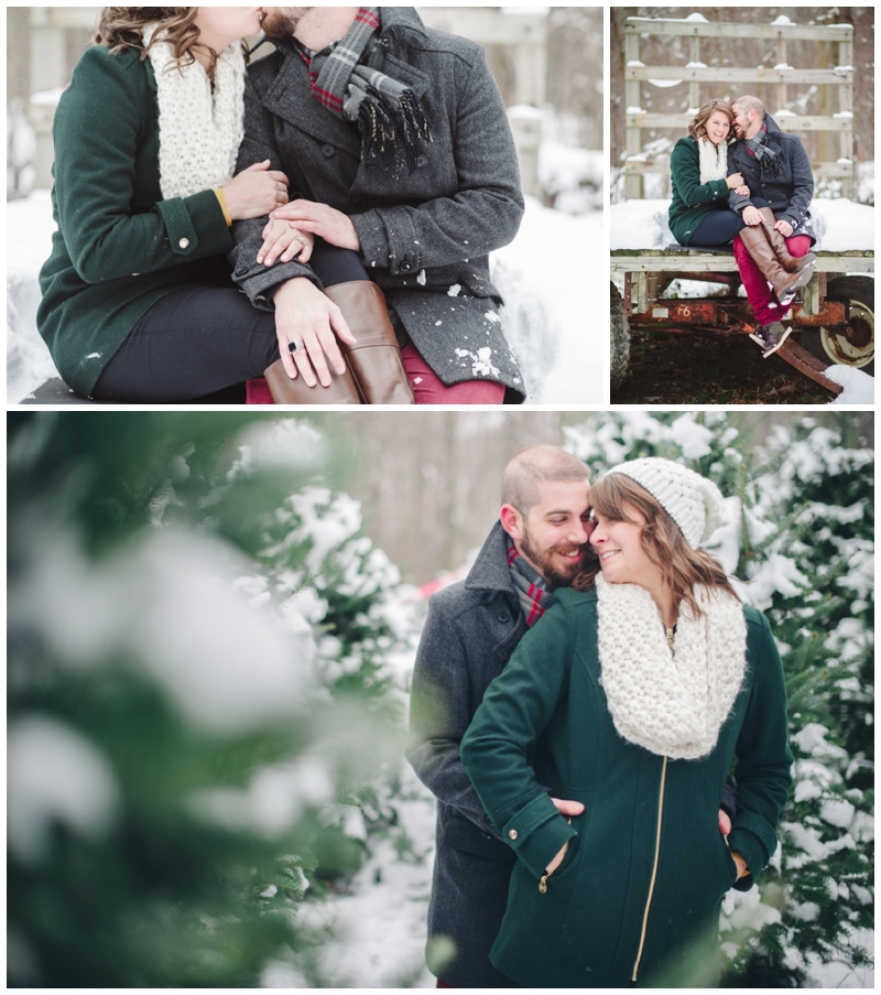 Cleveland Wedding Photographer captures an engagement session