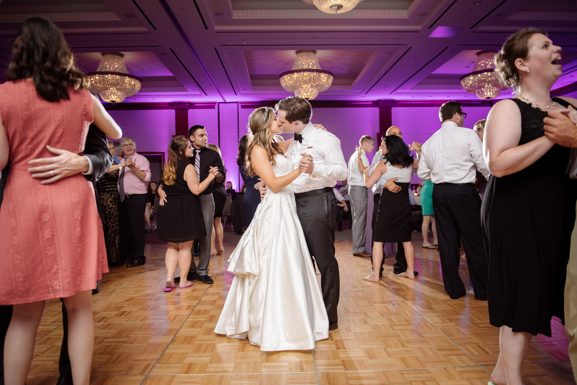 Cleveland Wedding at the Intercontinental Hotel