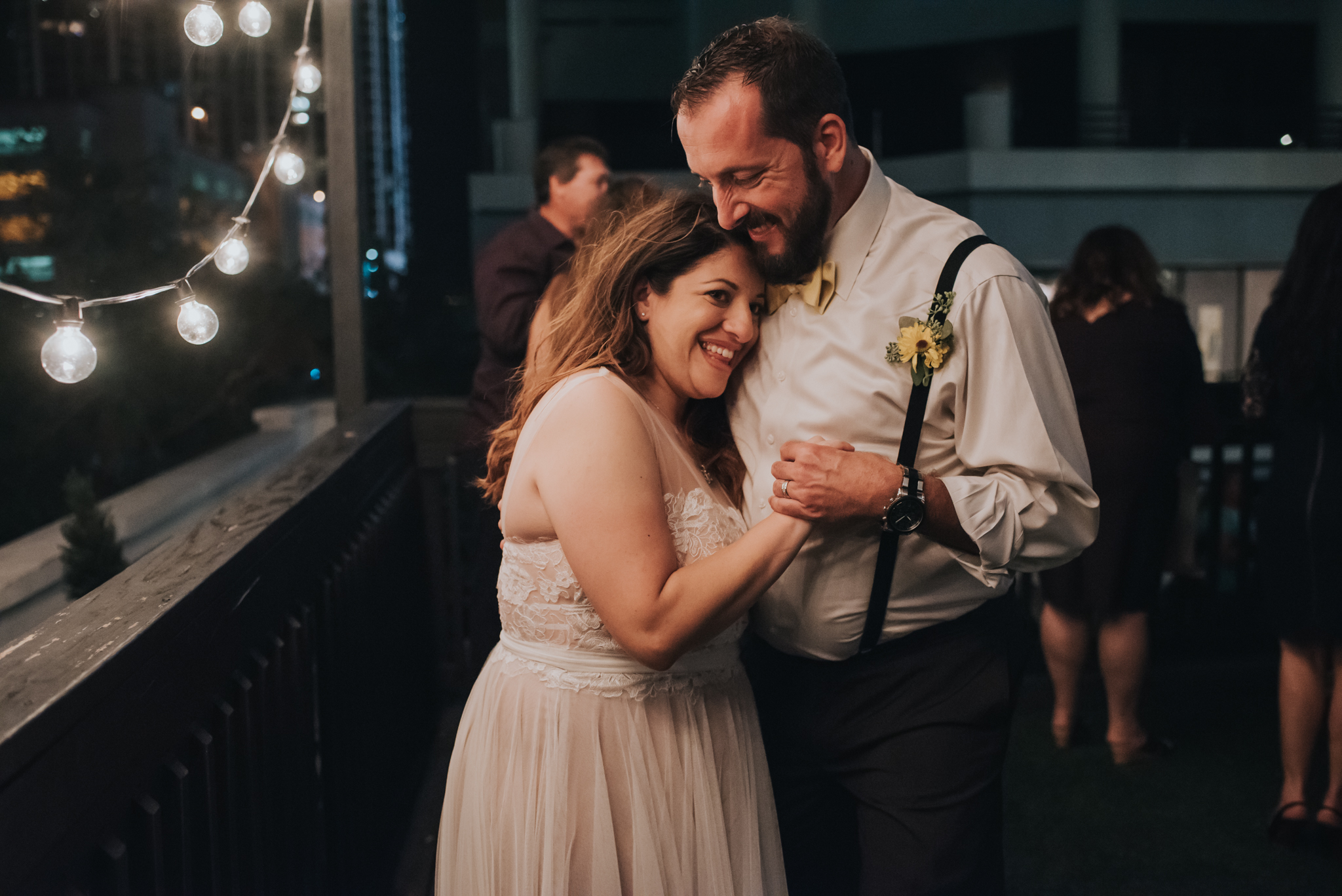 A Station House Wedding in St. Pete - A wedding that was as sweet as it could possibly be.