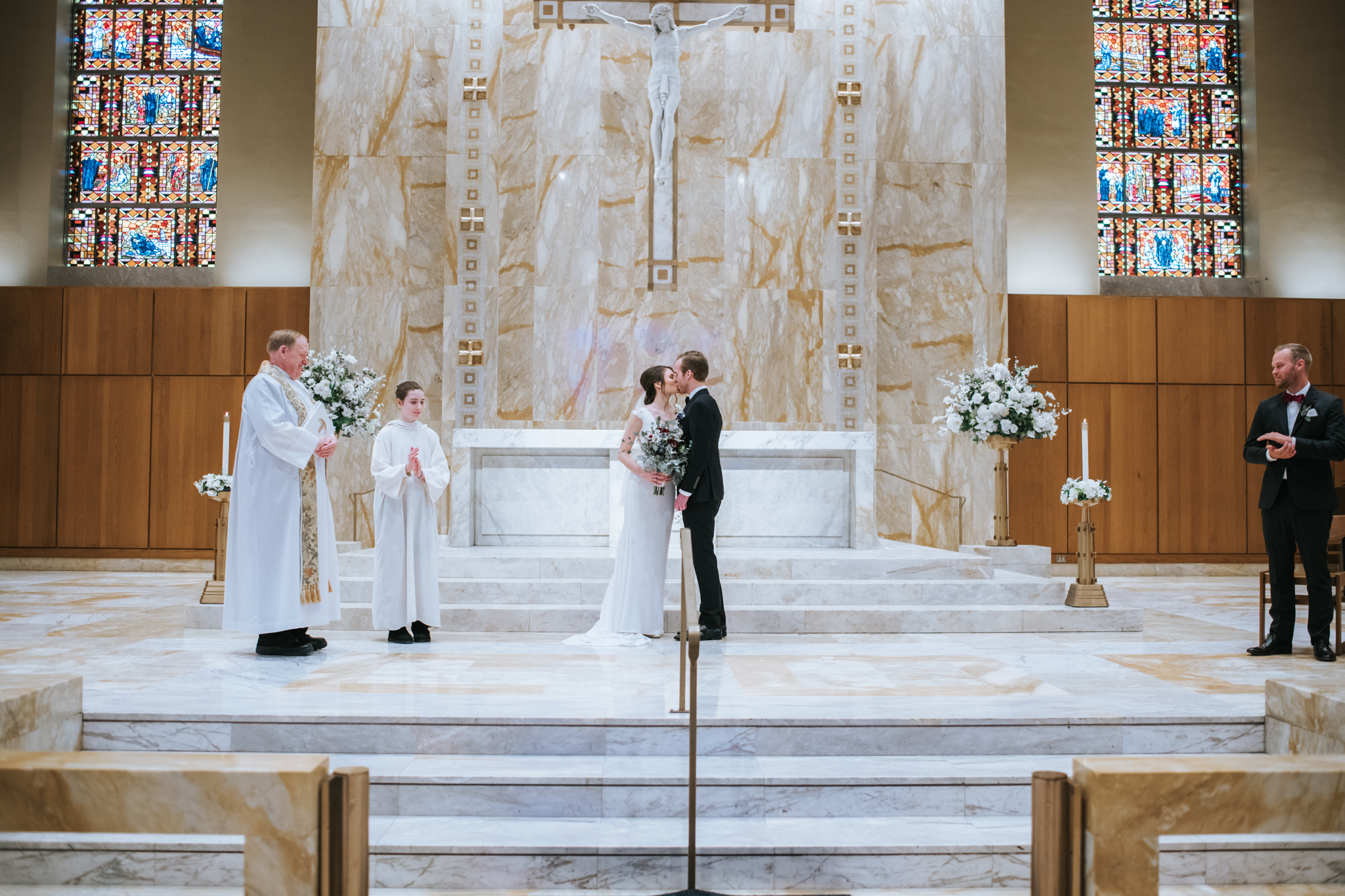 Church of Gesu Wedding57.JPG