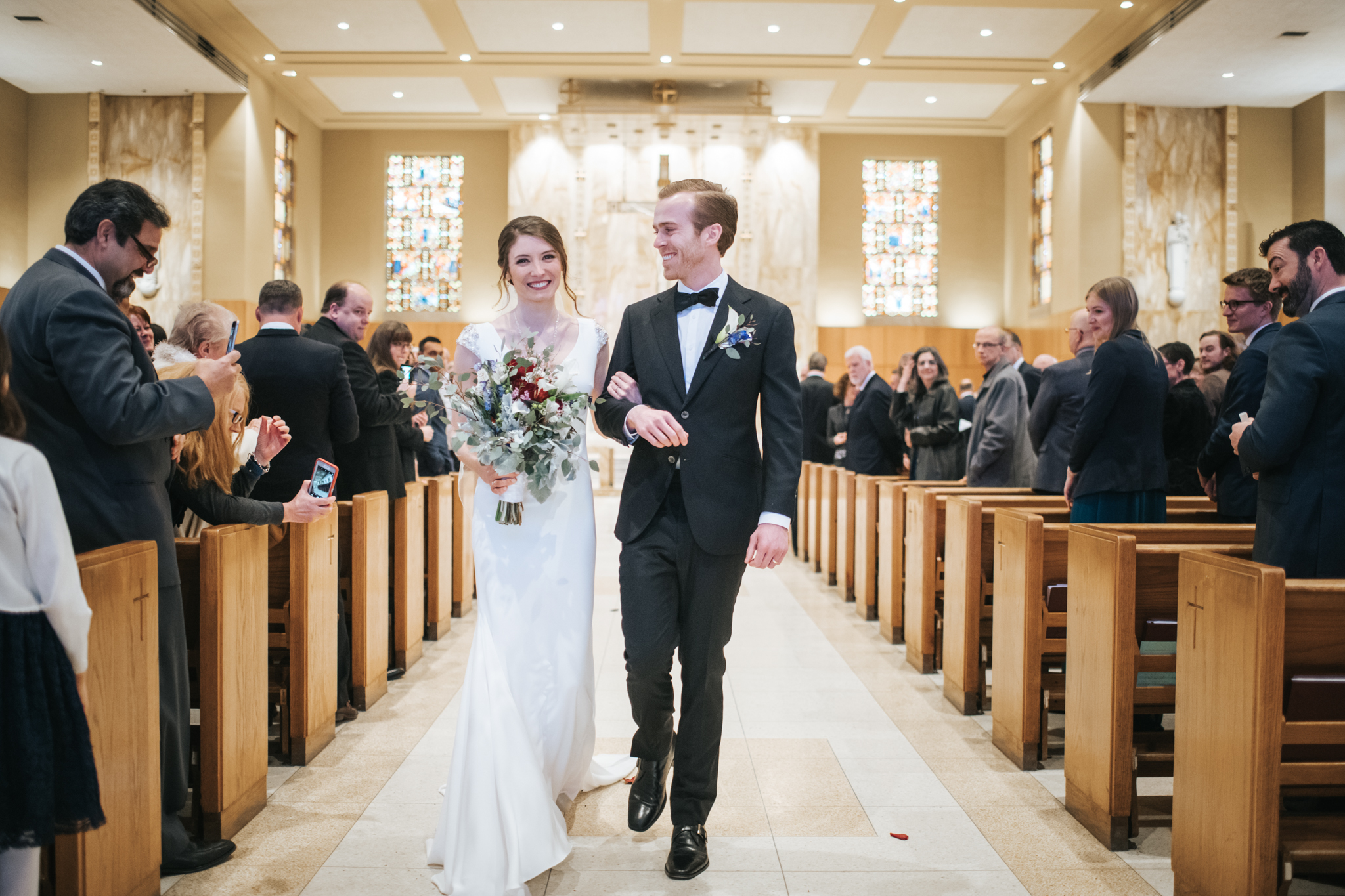 Church of Gesu Wedding59.JPG
