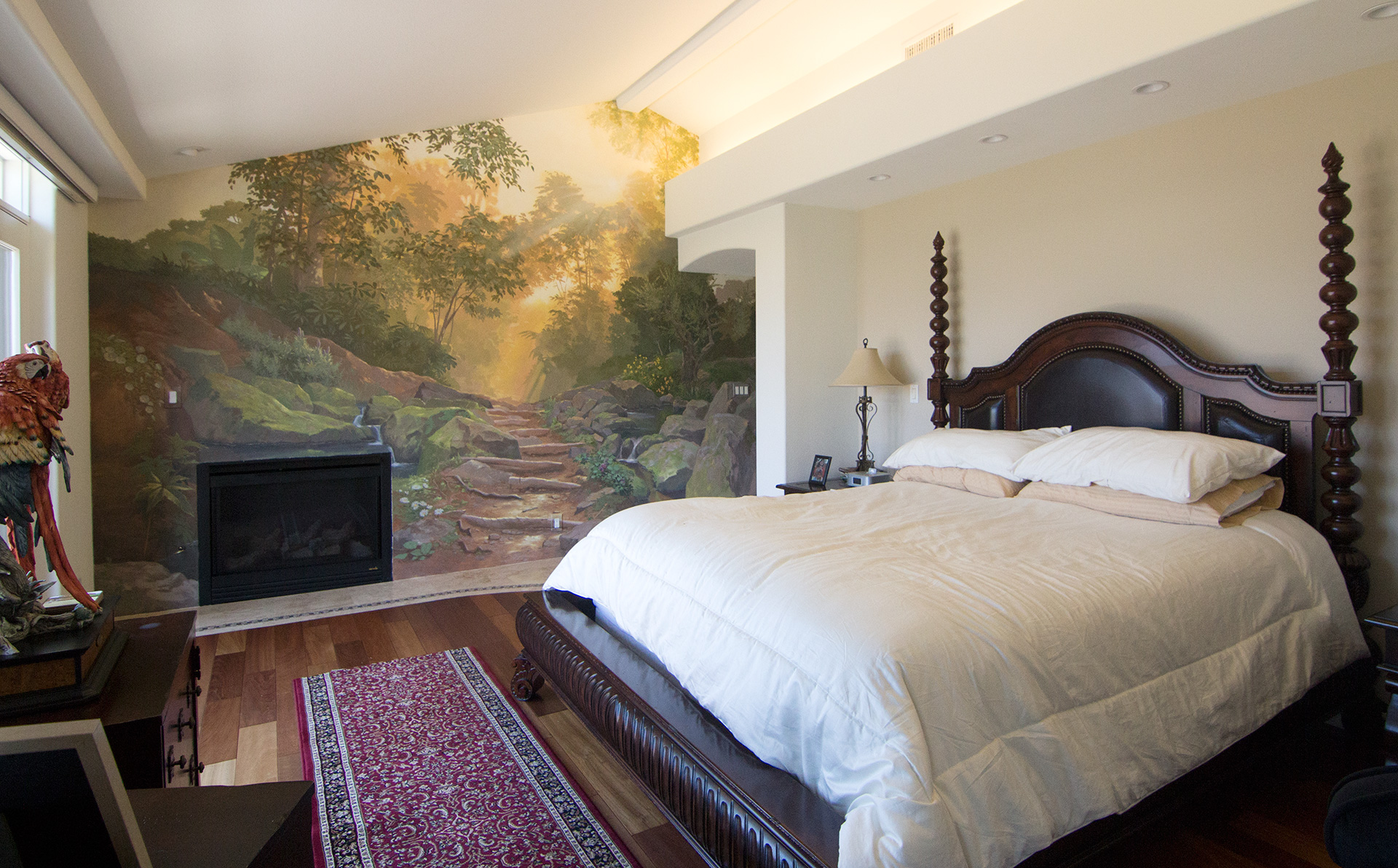 Master Bedroom, Hiking Hawaii