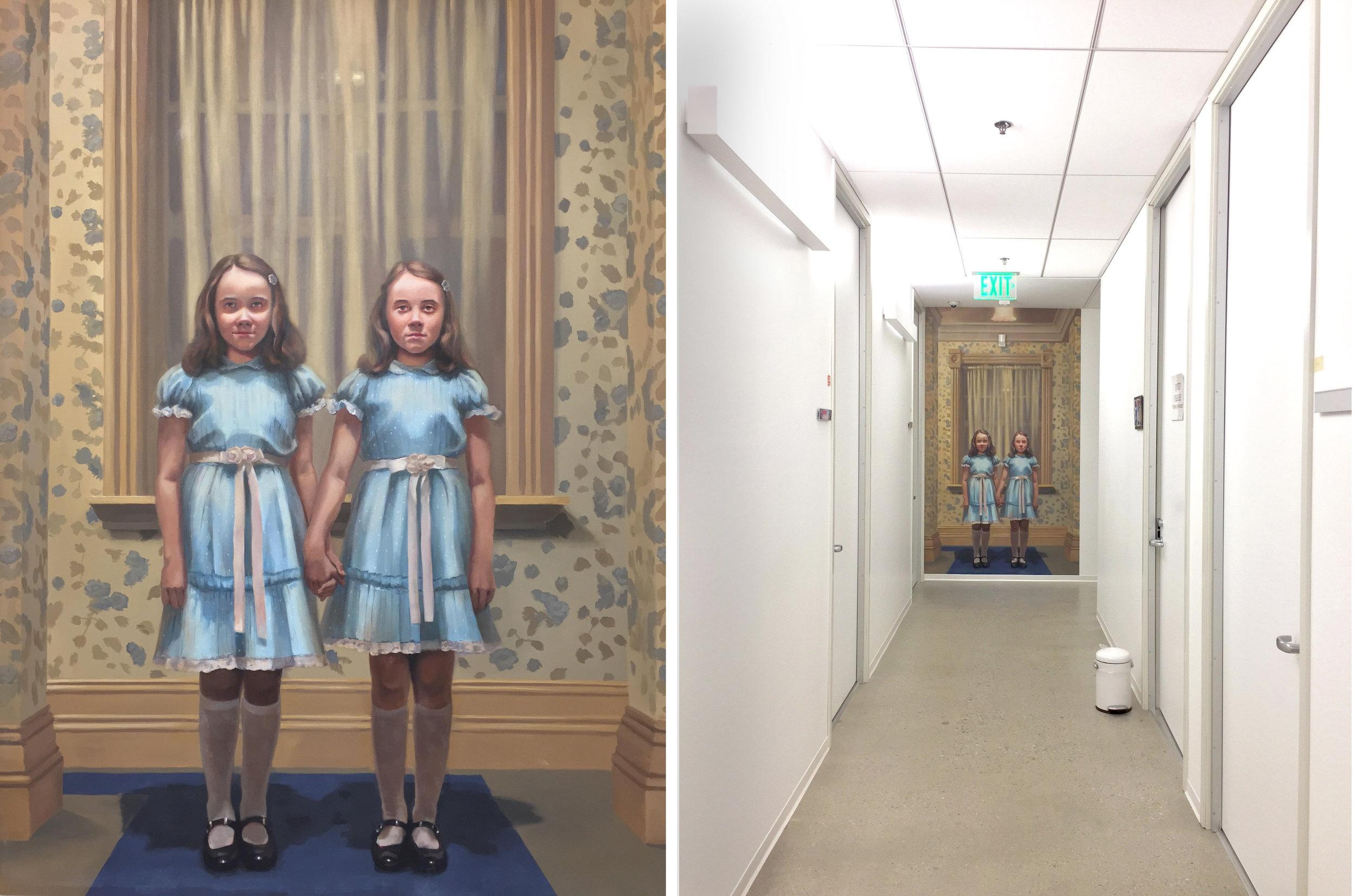 The Shining Twins, Production Company