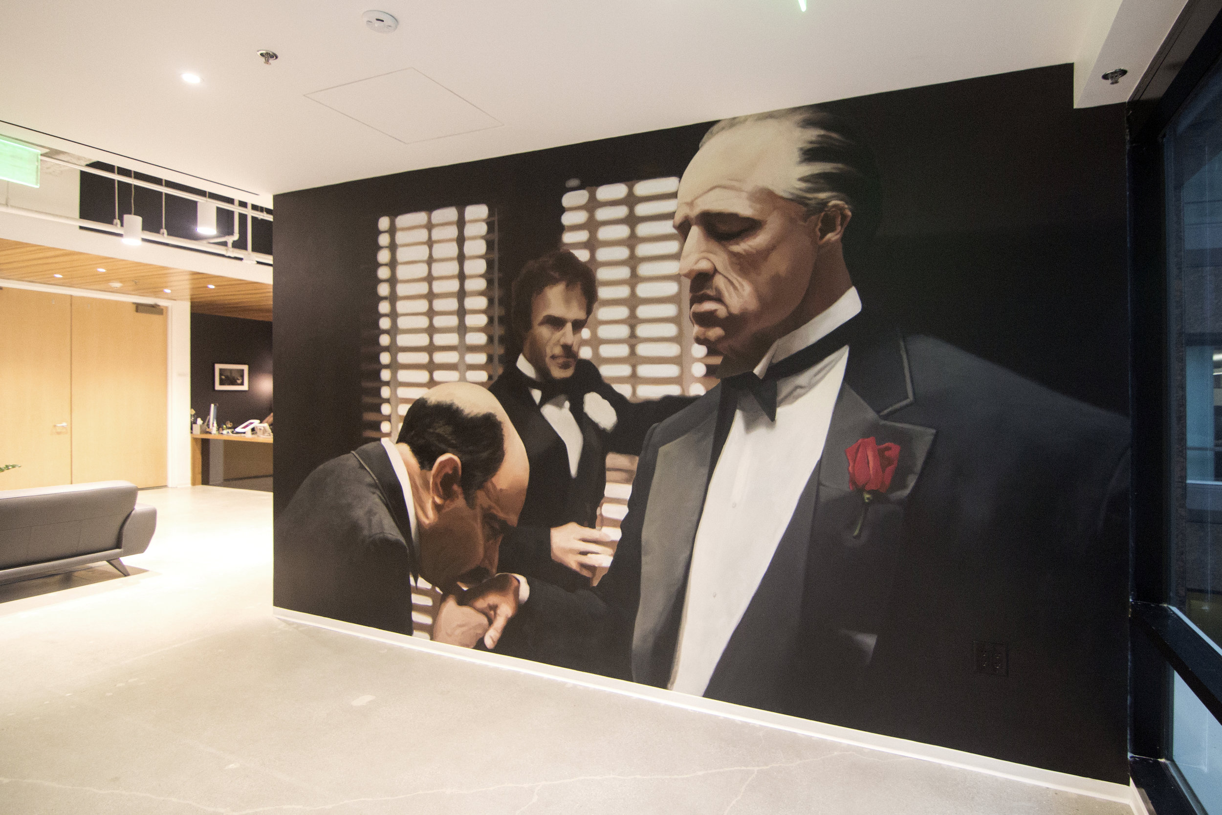 The Godfather, Beverly Hills, CA