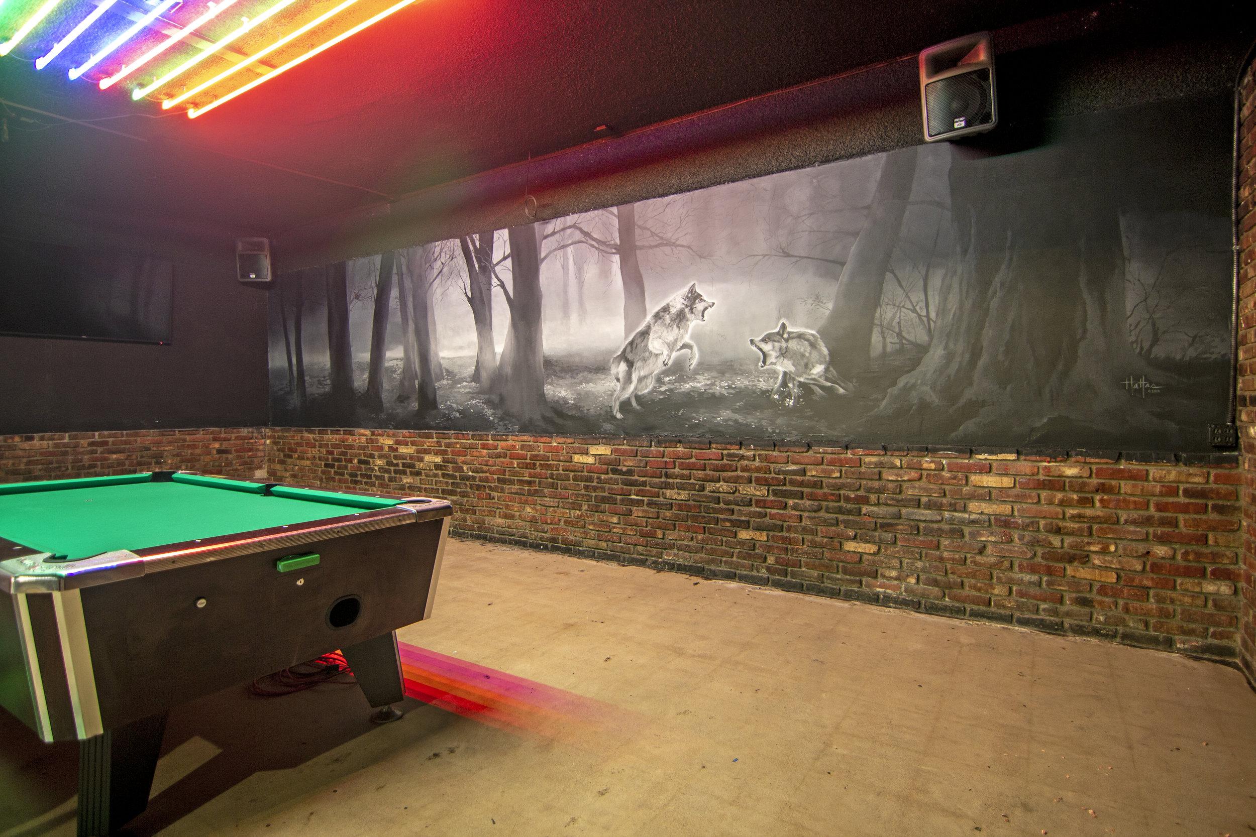 The Hound Bar, South Gate, CA