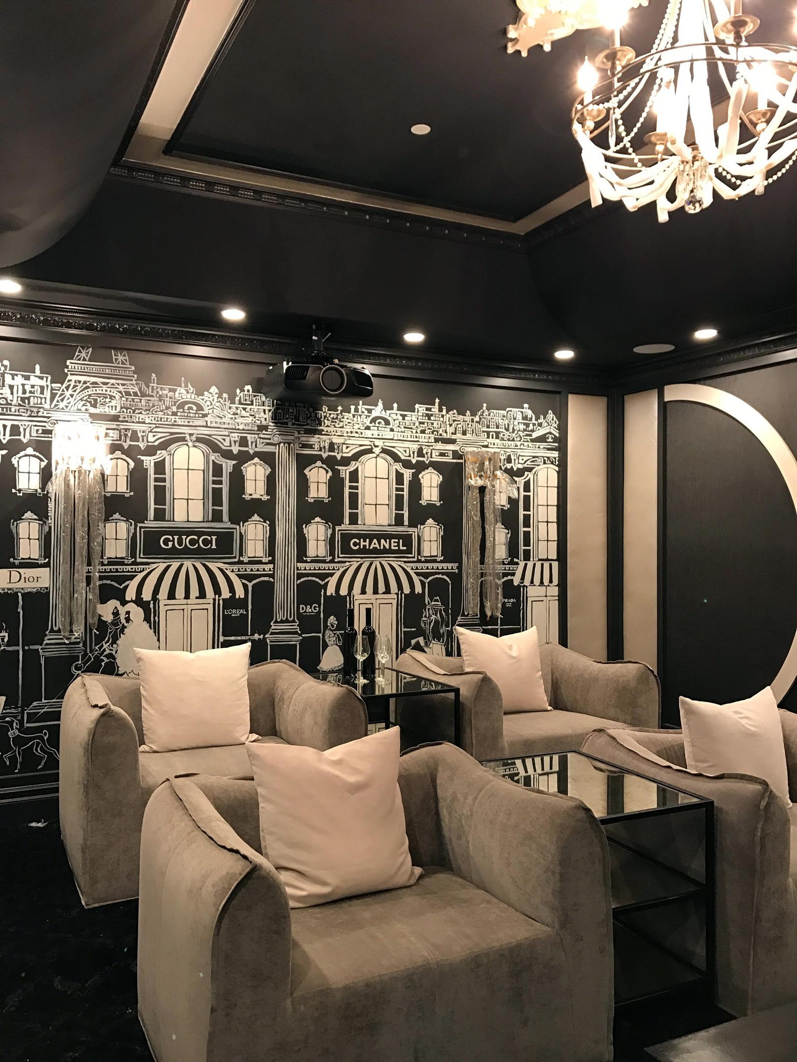 Chanel Home Cinema