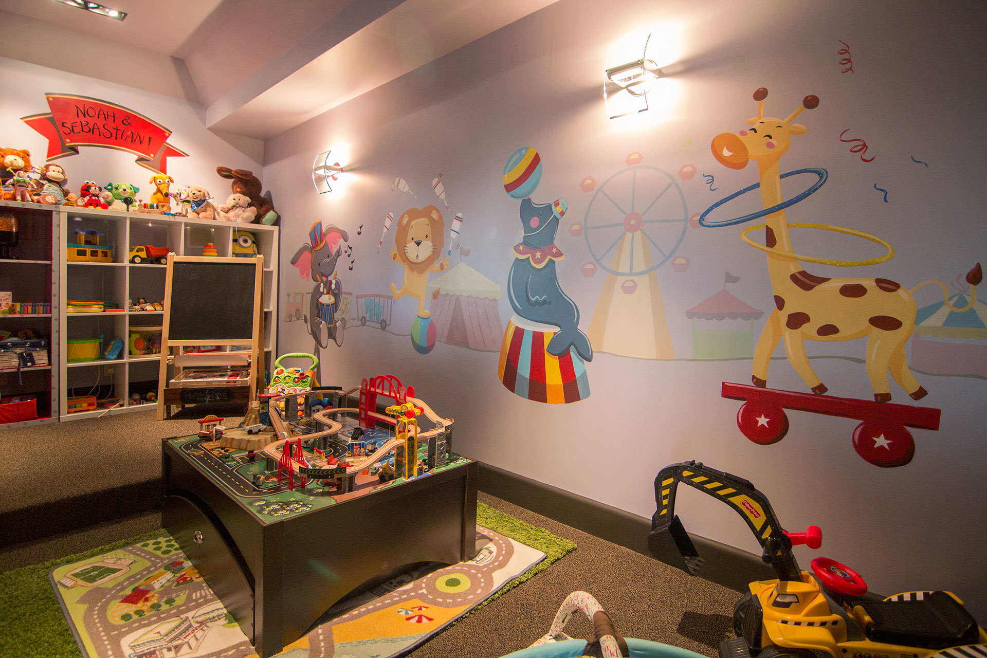 Circus Playroom