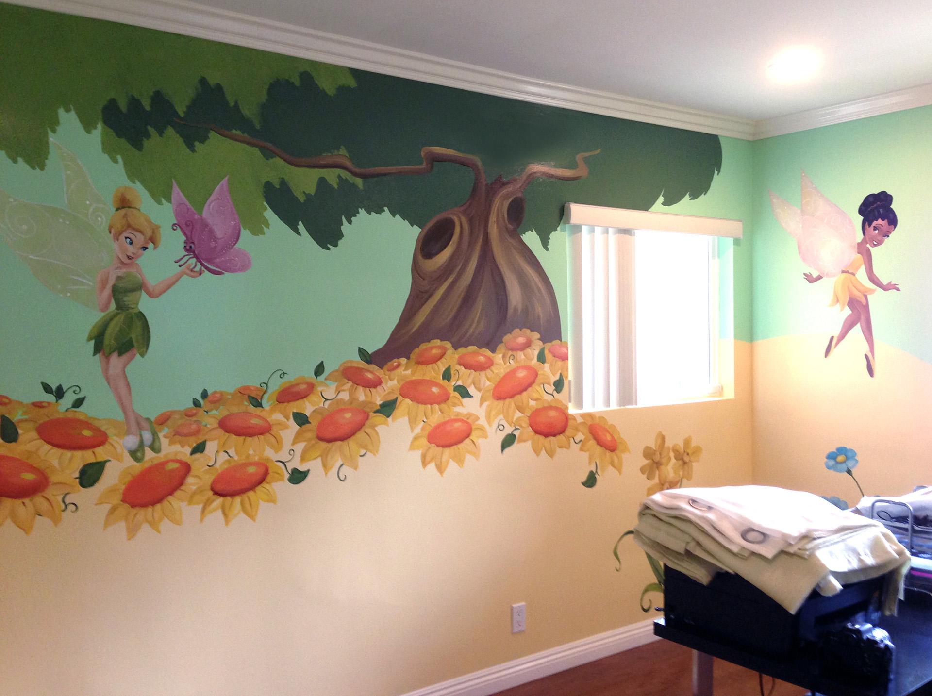 Fairies Kids Room