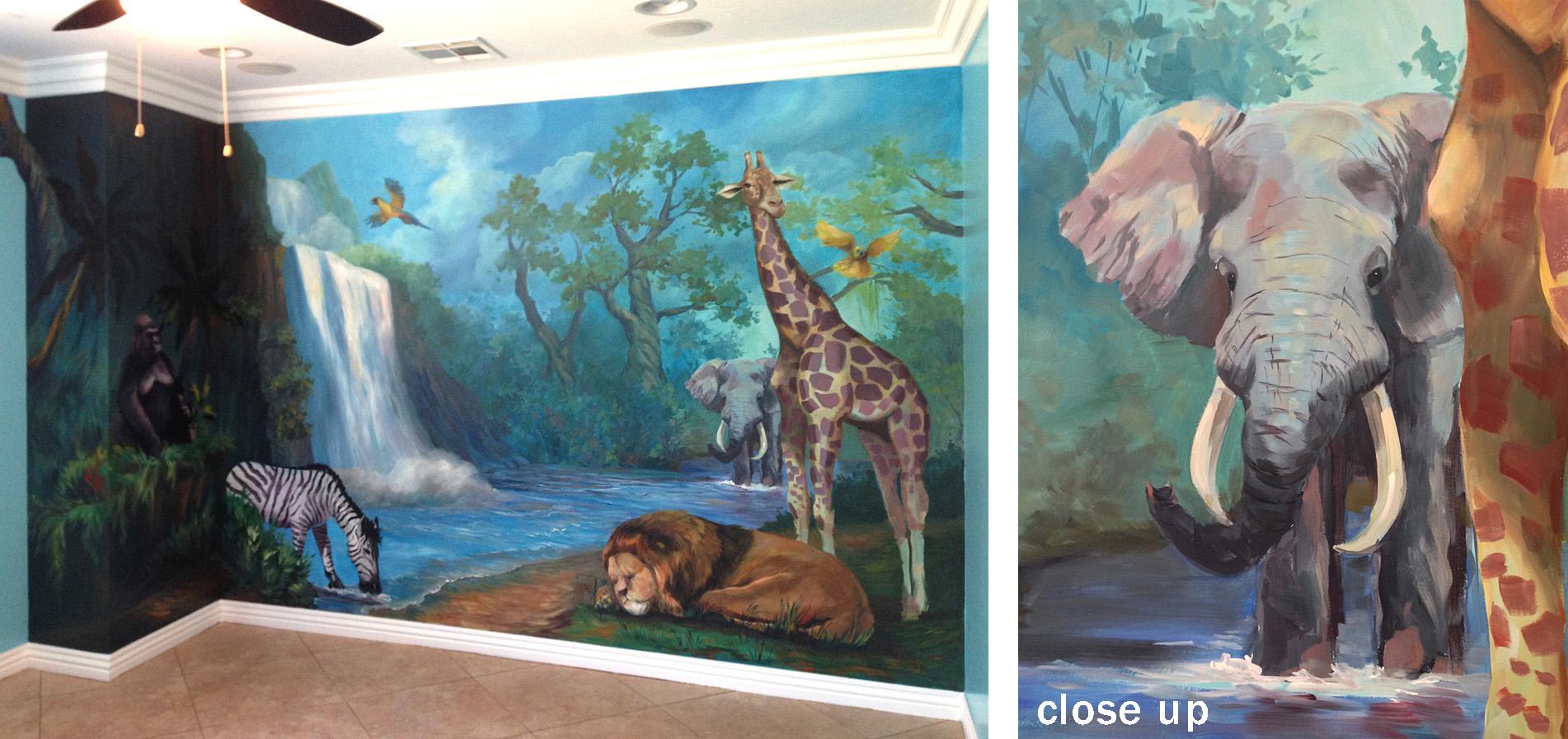 Jungle | Kids Room