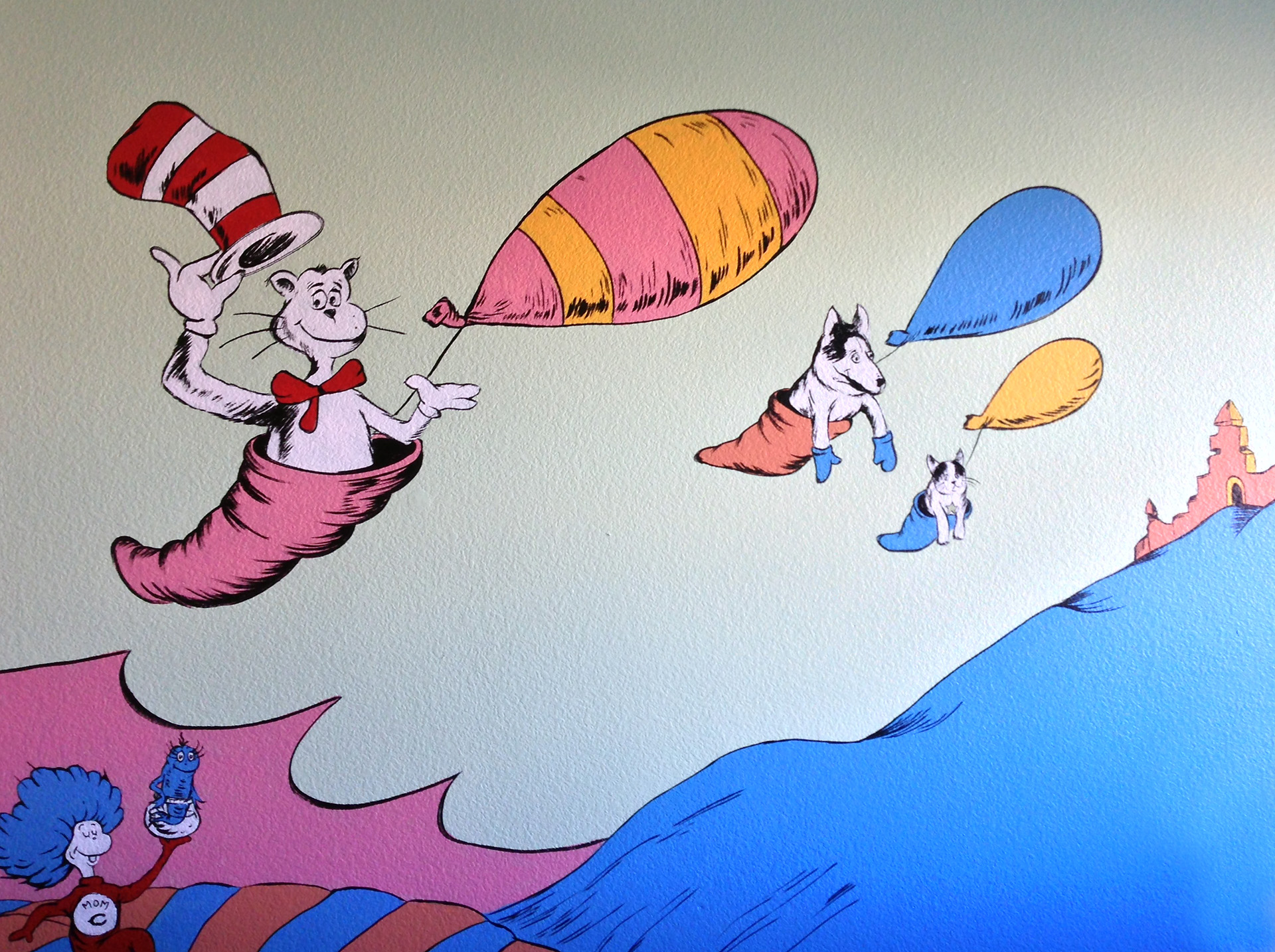 Dr. Seuss Nursery