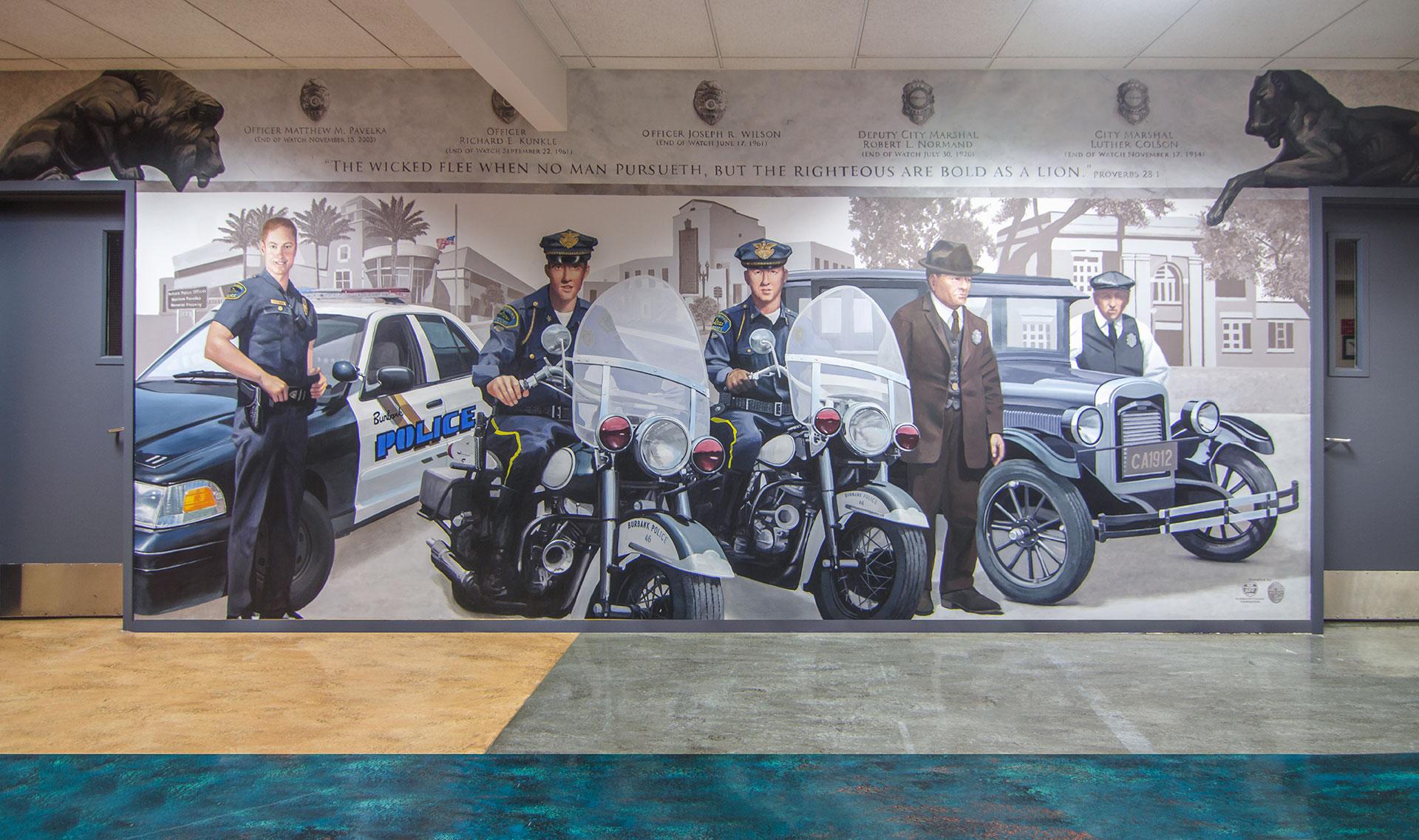 Burbank Police Department