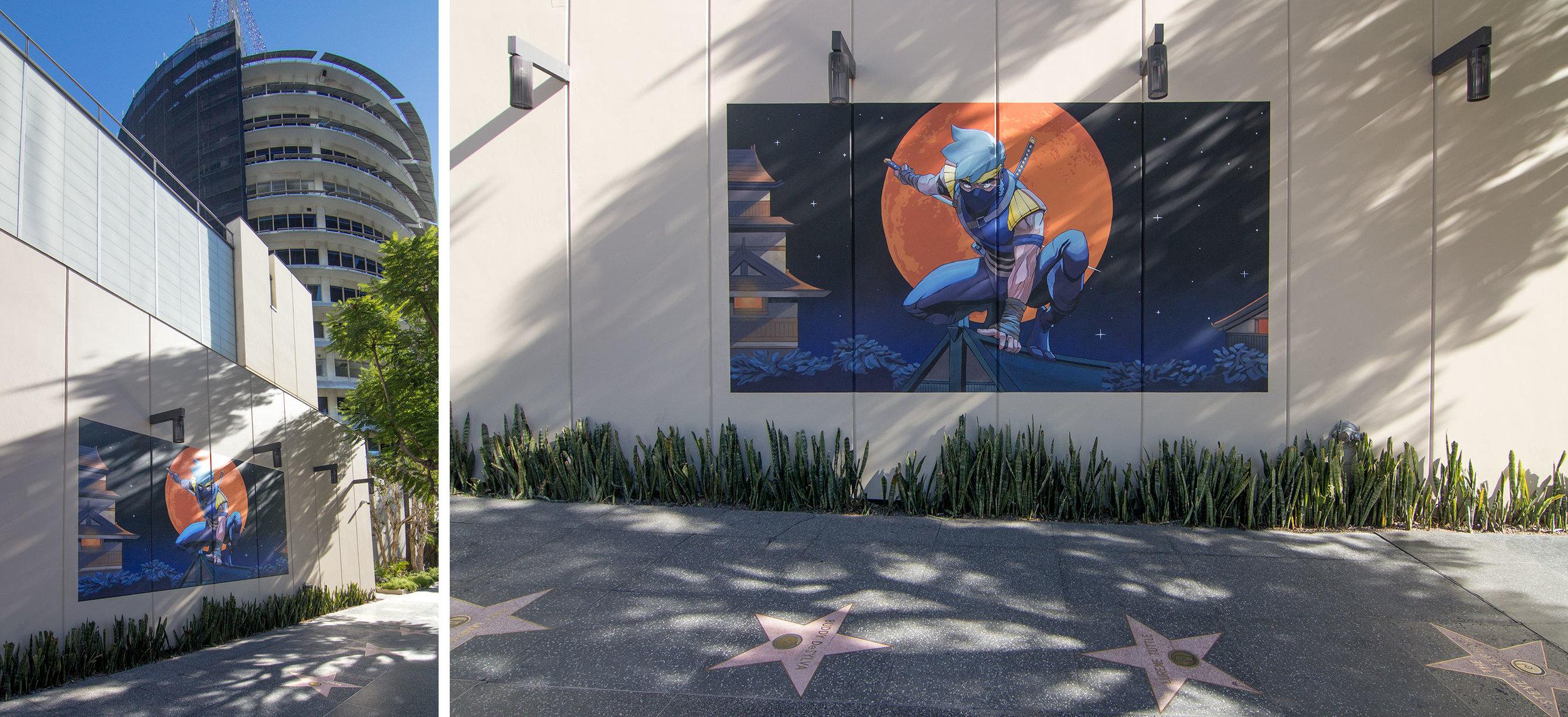 Ninjawerks Album Release | Astralwerks | Capital Records, Hollywood, CA