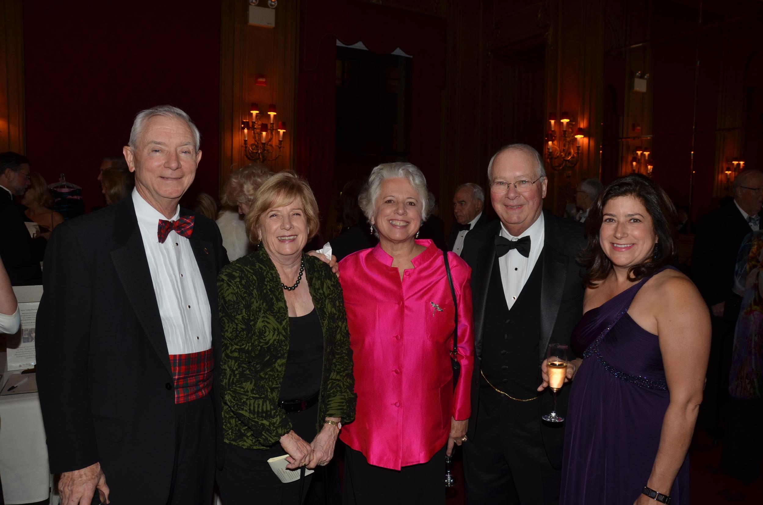 DSC_4125-Floyd Mckinnon, Barbara Mckinnon, Nancy Barton, James Barton, Dorie Klissas.JPG
