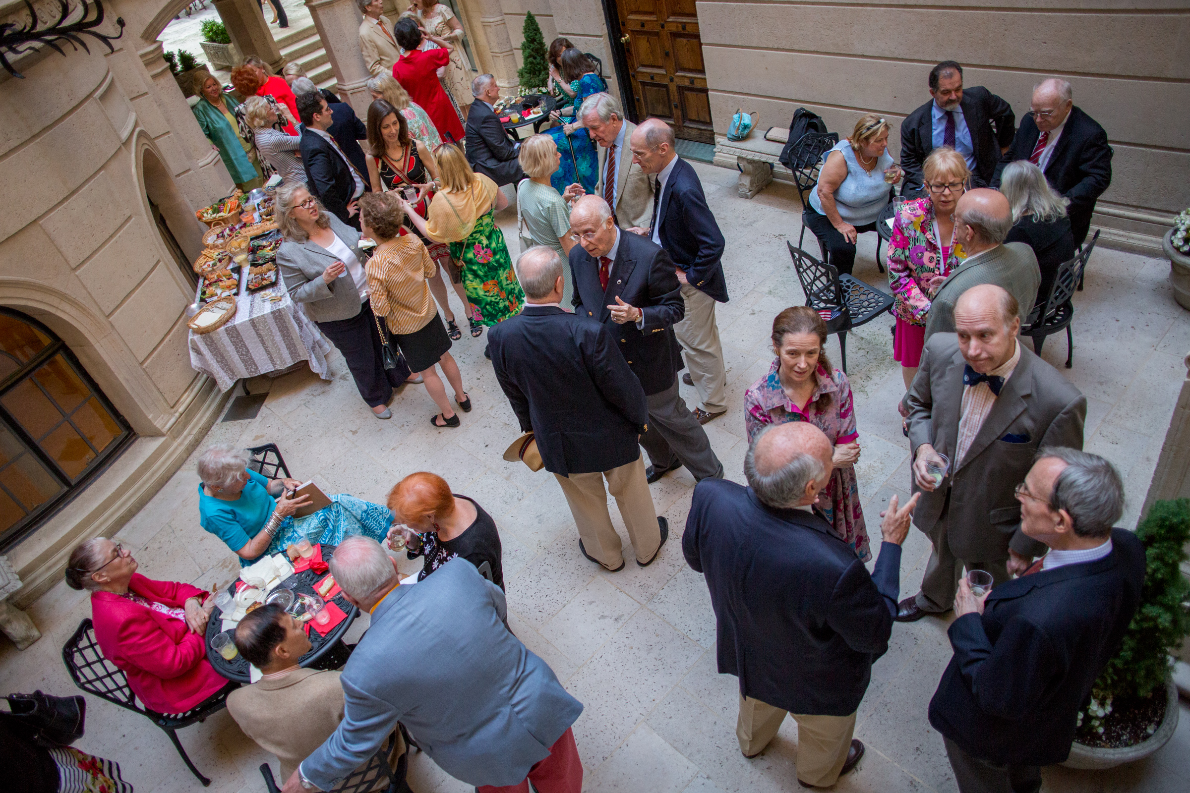 Summer Solstice Party | June 16, 2014 | Otto Kahn Mansion
