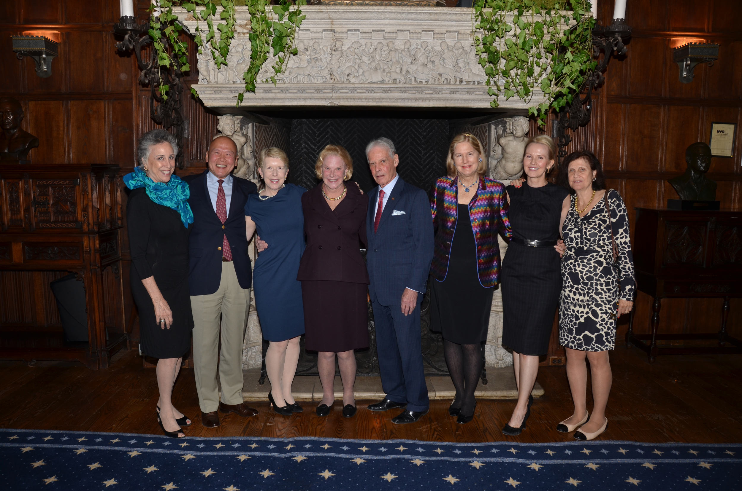 Benefactors & Patrons Party | October 29, 2013 | Explorers Club