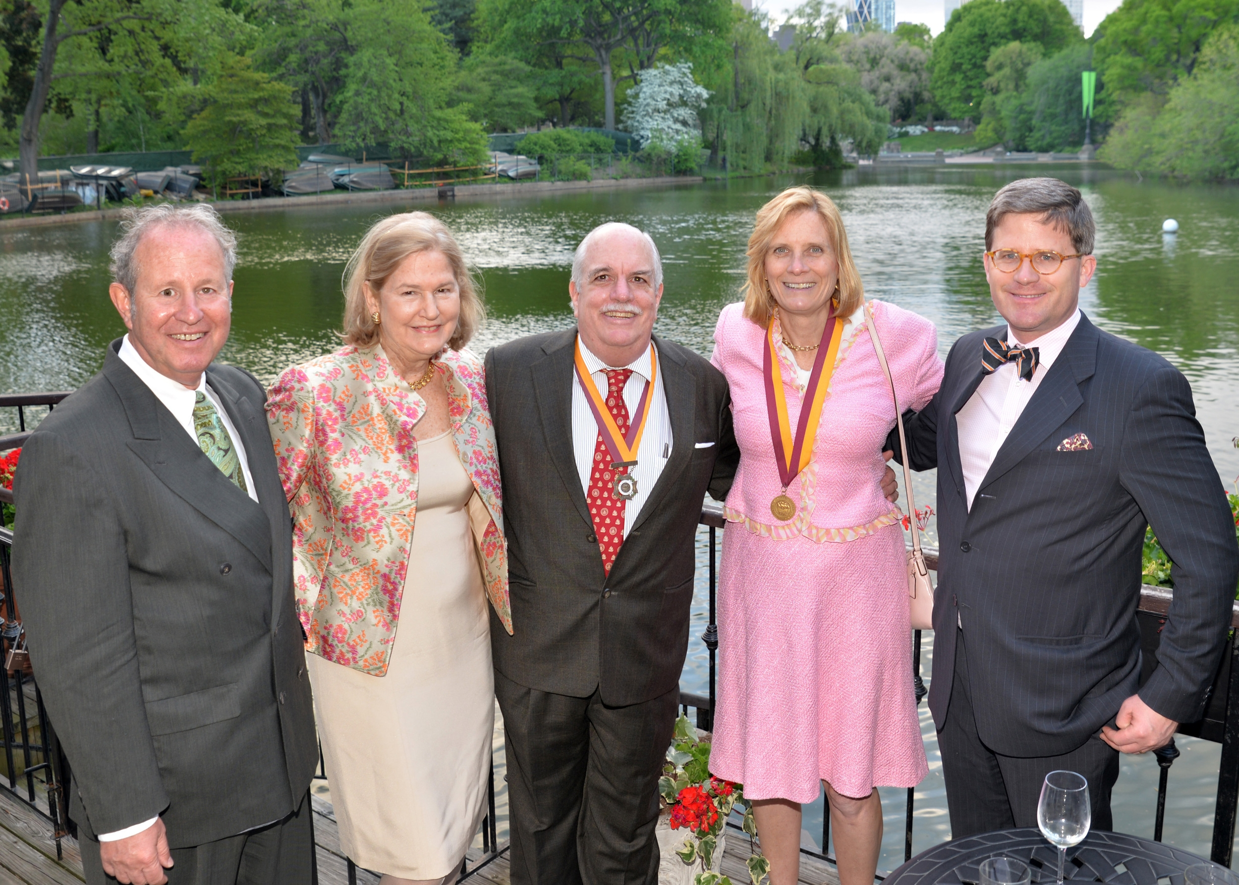 Founders' Day | May 13, 2015 | Loeb Boathouse at Central Park