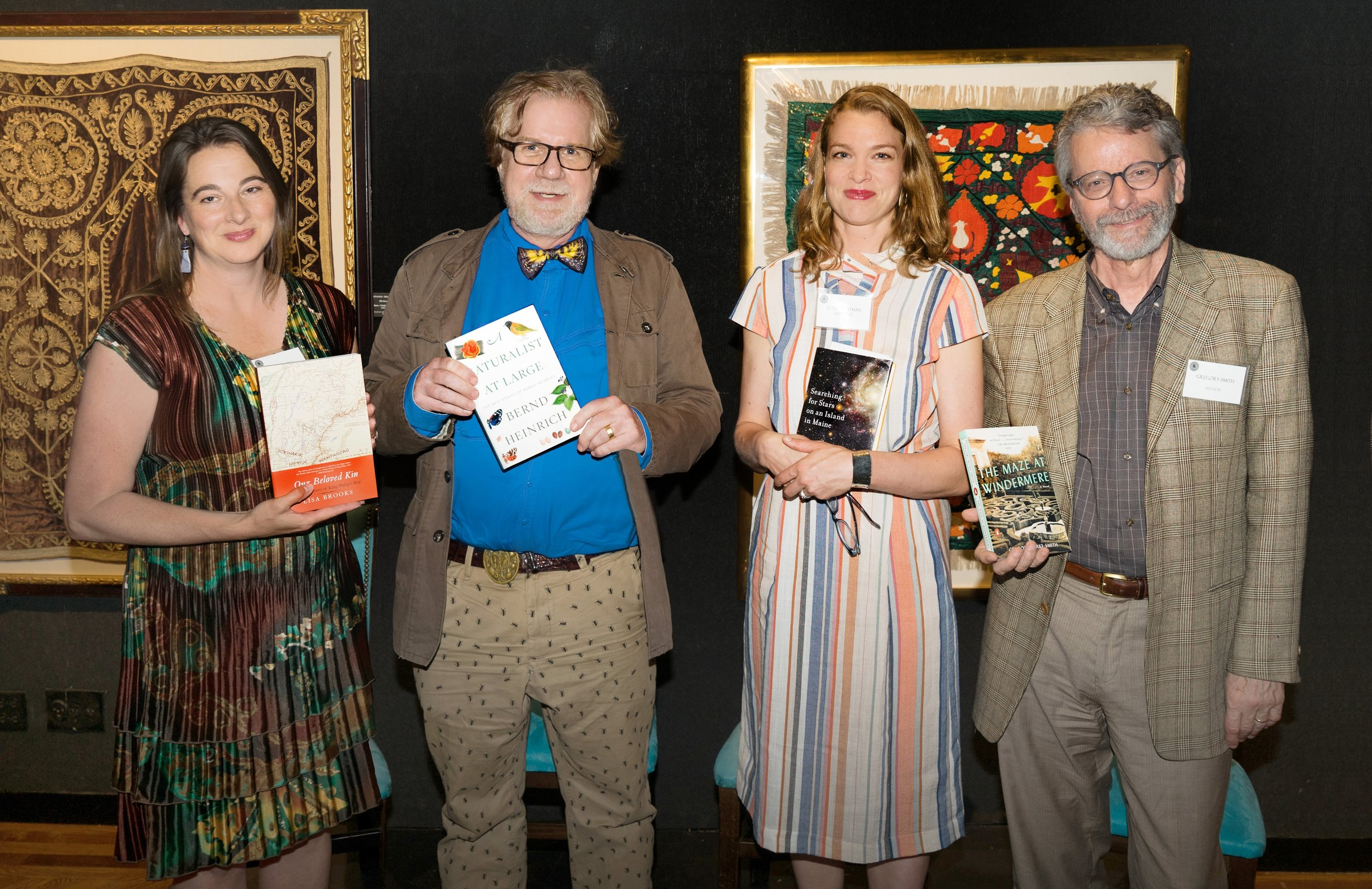Book Awards Salon| June 26, 2019 | The National Arts Club
