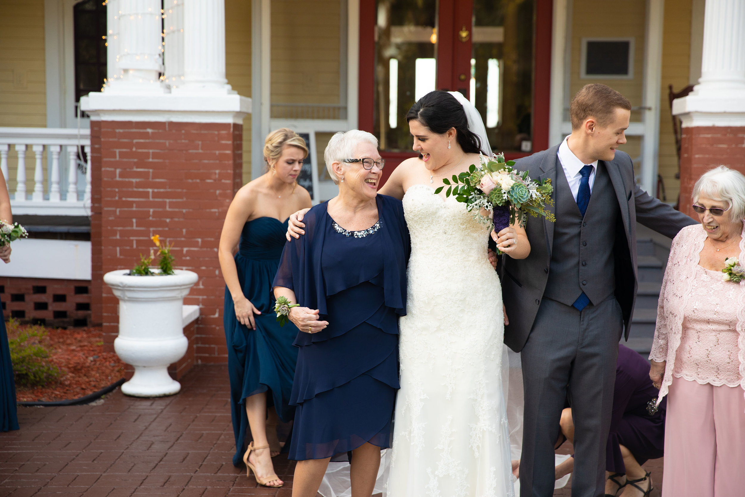 The Heitman House Wedding