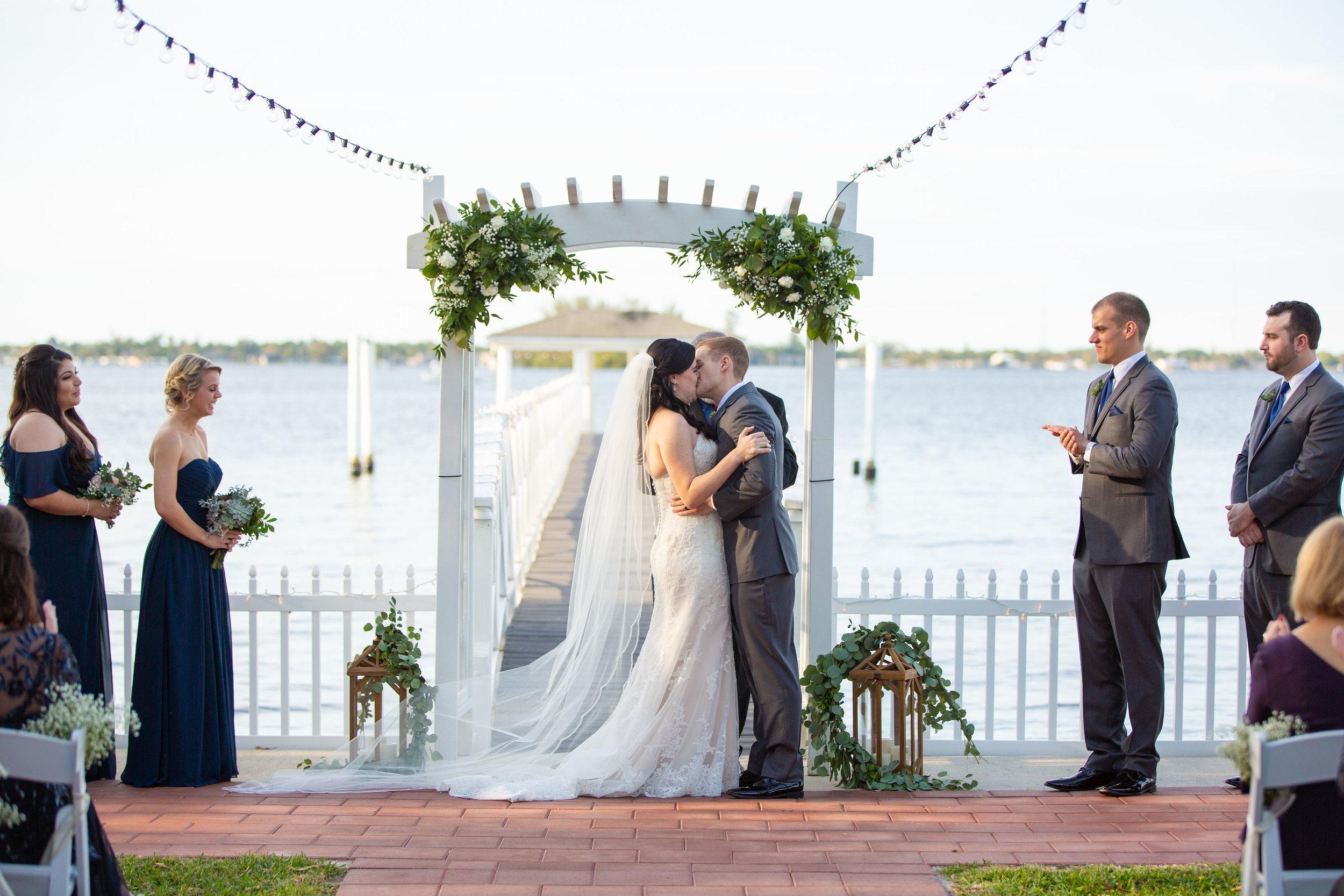 The Heitman House Wedding