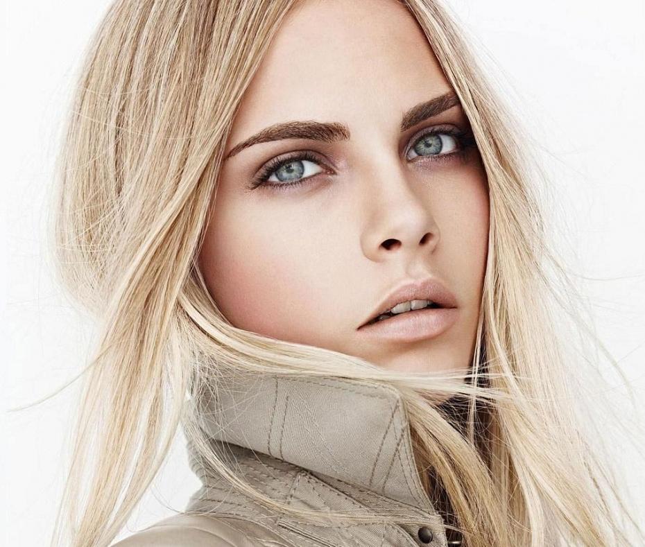 Fashion icon Cara Delevingne