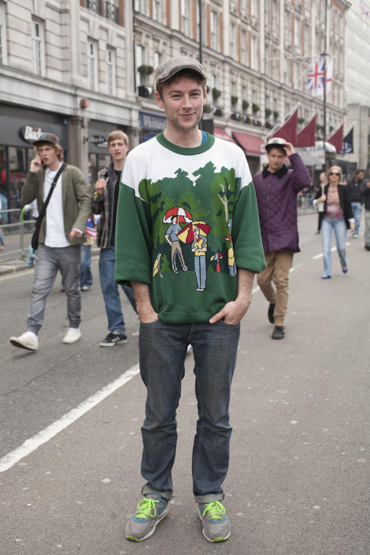 Royal Wedding Street Fashion   AOL