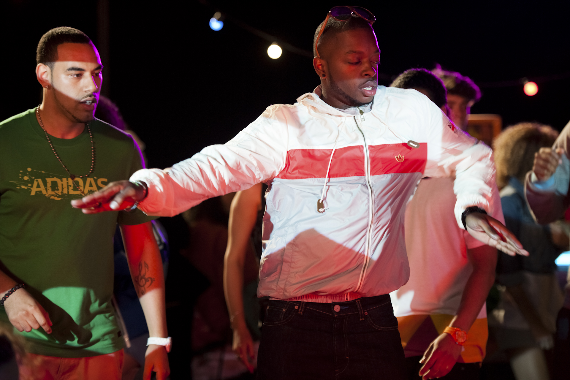 Adidas - Take The Stage 2012