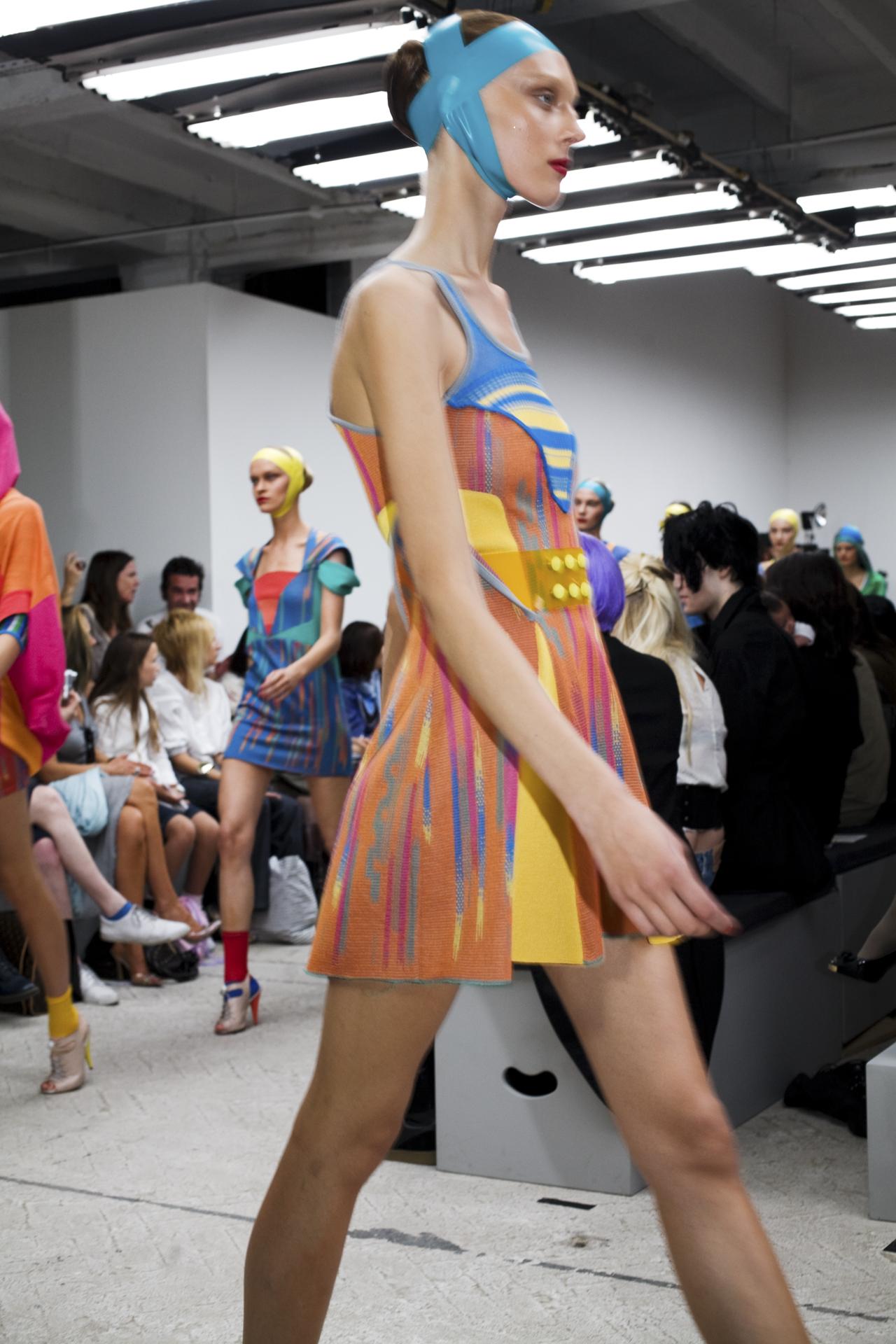 London Fashion Week -  Grazia