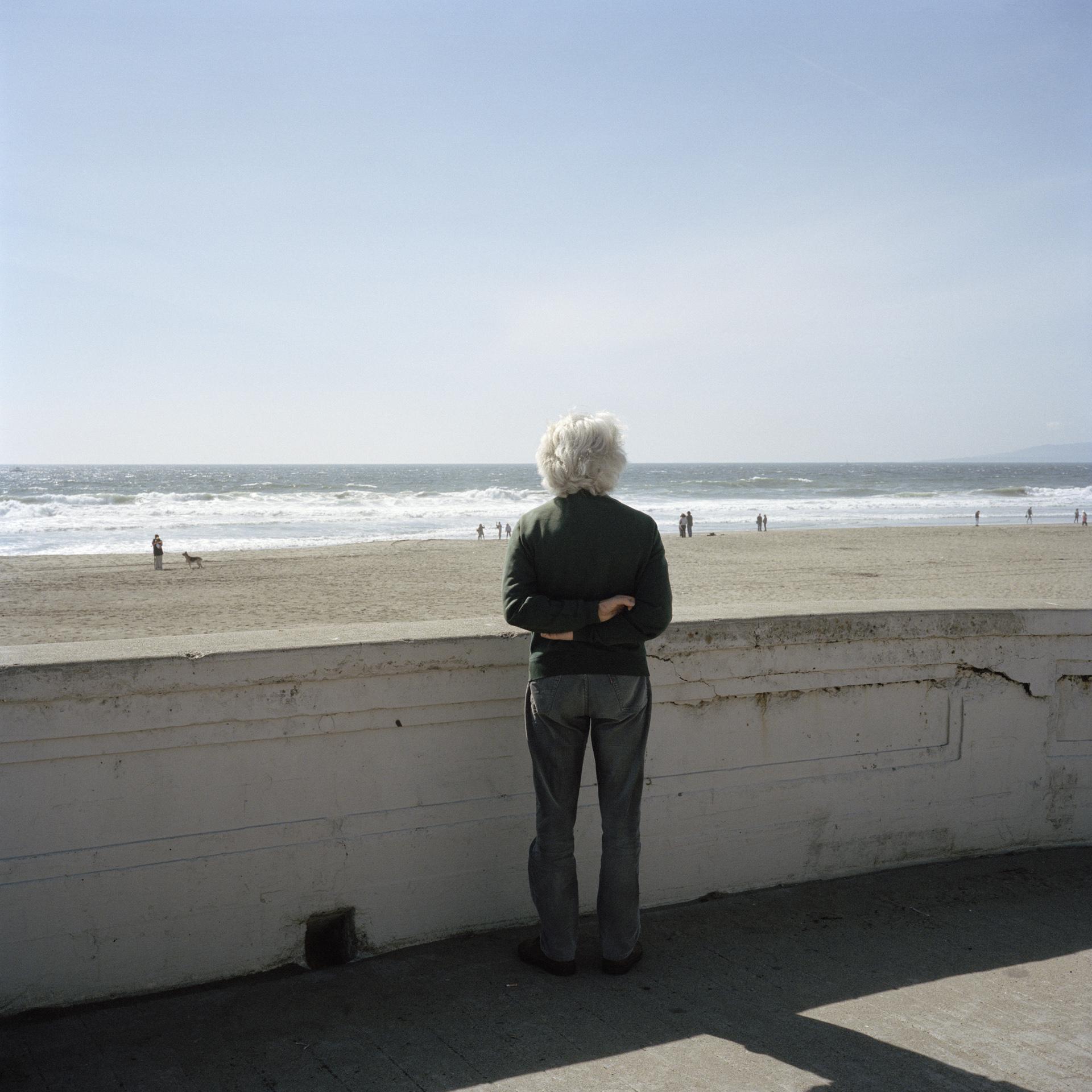 San Francisco. Ocean Beach.