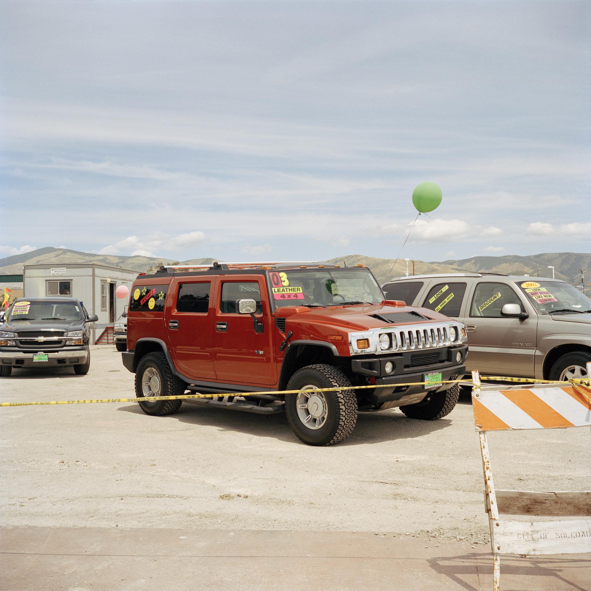 Soledad. Used 4x4 dealership. Hummer.