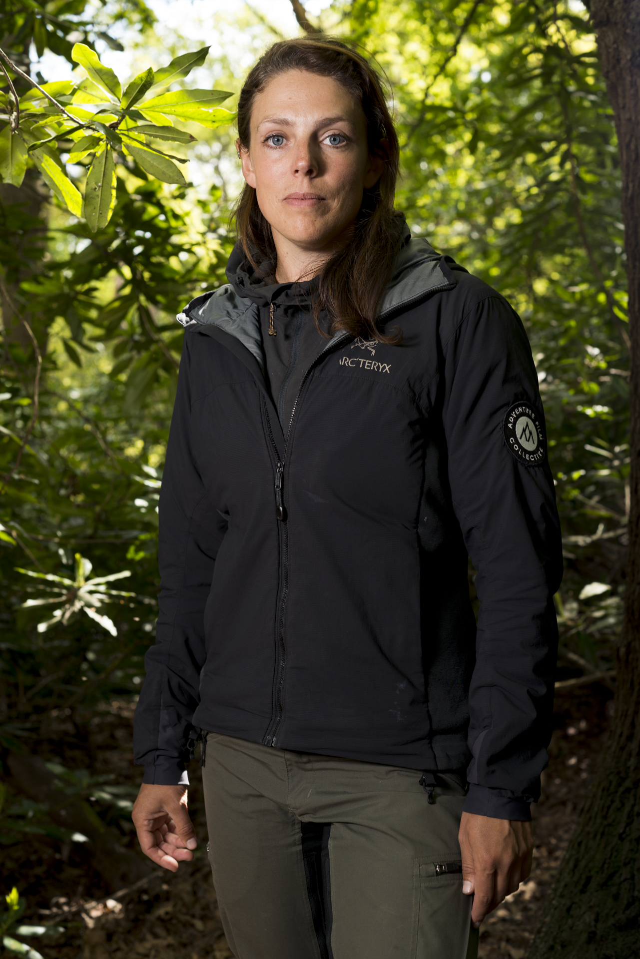 Megan Hines, author and survival expert -  The Times, London
