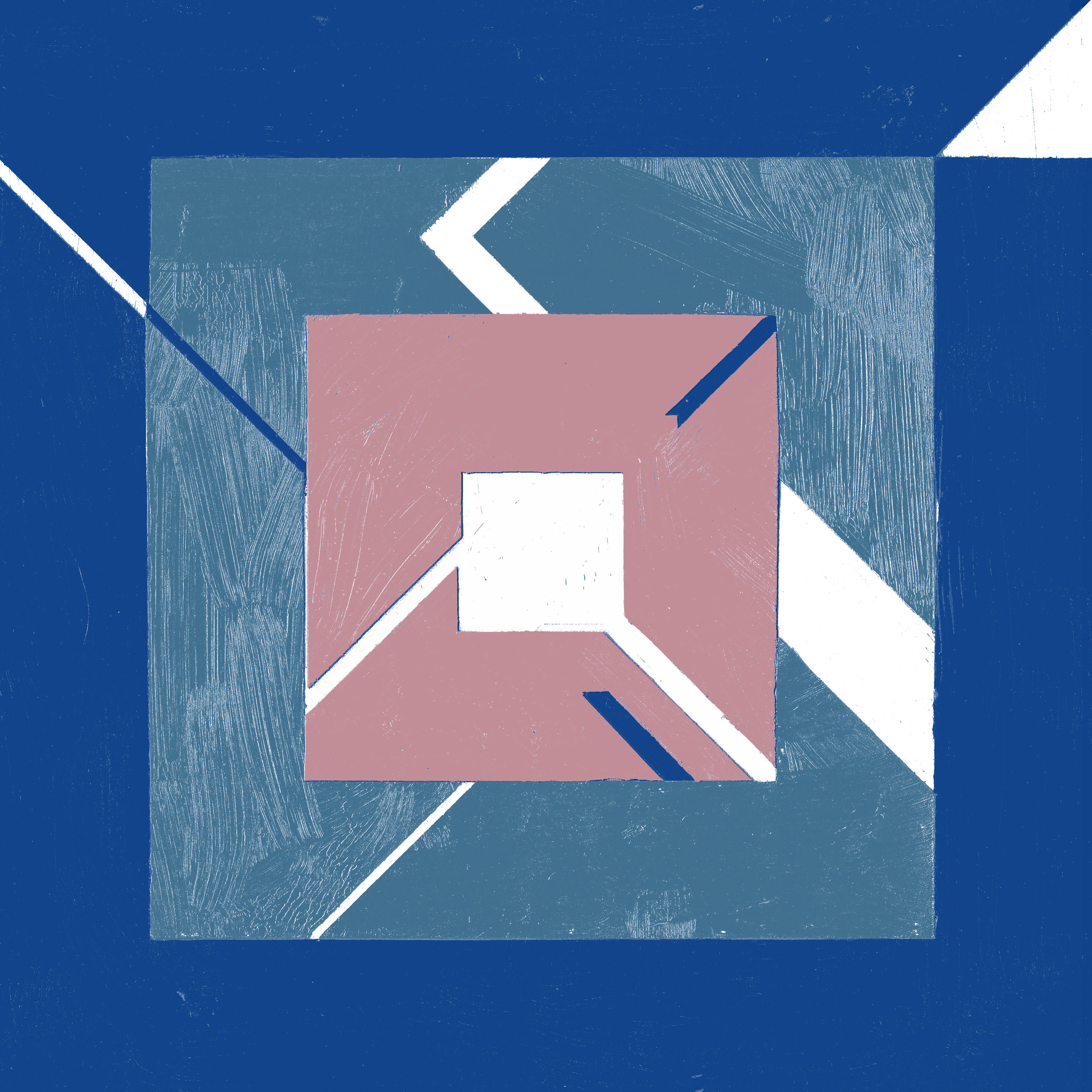 Album artwork by Paul Rafferty